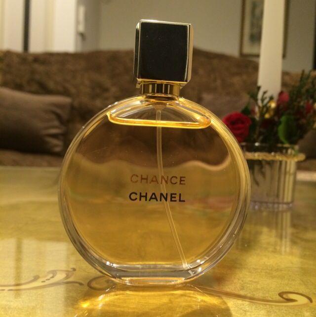 CHANELの香水(CHANCE)