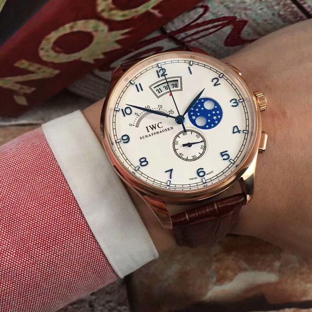 【早い者勝ち】IWC 大人気 自動巻き 腕時計(その他 ) - フリマアプリ&サイトShoppies[ショッピーズ]
