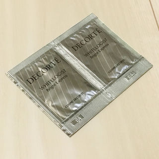 コスメデコルテ ホワイトロジスト/ブライトエクスプレス美容液