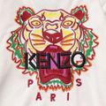 KENZOパーカー 刺繍ロゴ KC-35