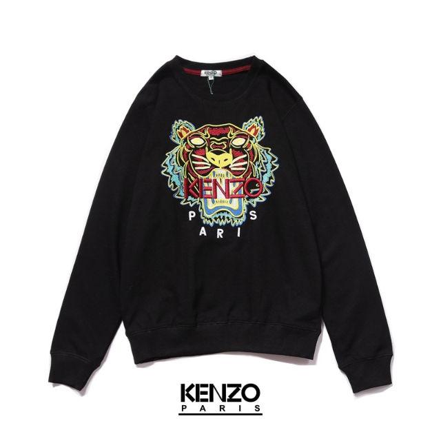 KENZOパーカー 刺繍ロゴ KC-35(KENZO(ケンゾー) ) - フリマアプリ&サイトShoppies[ショッピーズ]