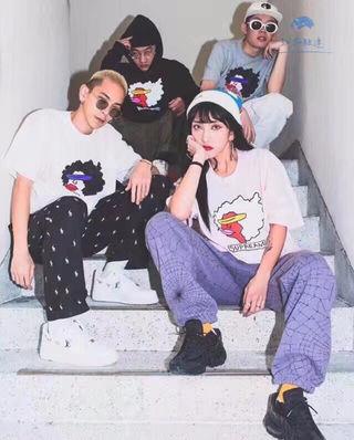 男女兼用 新品 人気 tシャツTsup-59