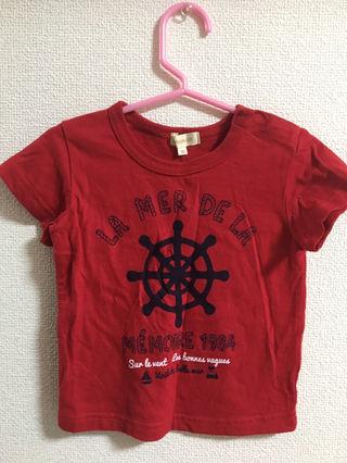 子供服 tシャツ 未使用  HUSHUSH