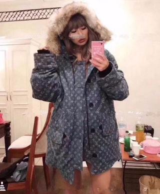 冬人気新品/コート 綿入れ/トップス/送料無料