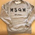 韓国 購入 msgm系 トレーナー パーカー スウェット