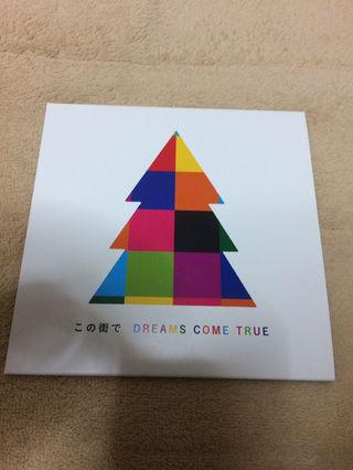 ドリカム「この街で」CD