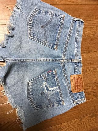 レアUSA製80年代リーバイスジーンズ
