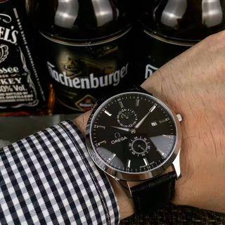 オメガ OMEGA メンズ腕時計 二色有り