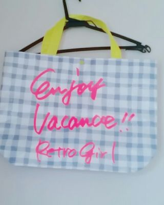 【RETORO GIRL】ショップ袋