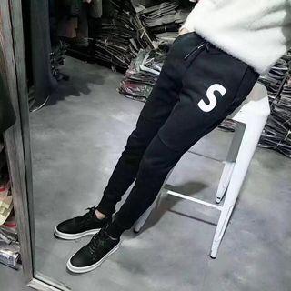 ファッションのデザイン Supremeカジュアルパンツ