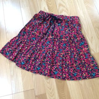 2wayBanner Barretスカート&ベアトップ