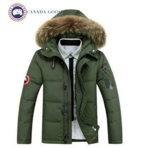 カナダグース ジャケット