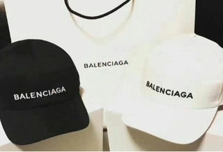 【2点セット】balenciaga 帽子 男女兼用 キャップ