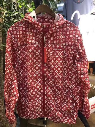 シュプリーム&ルイ・ヴィトン 素敵なテーラードジャケット