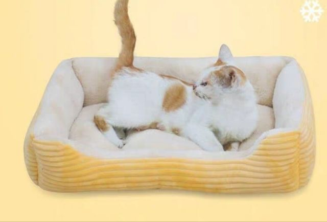 新品 洗える ベッド 小型犬 猫 ソファー 防寒 保温