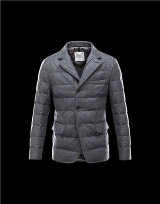 スーツ MONCLER ダウンジャケット 高質 D618