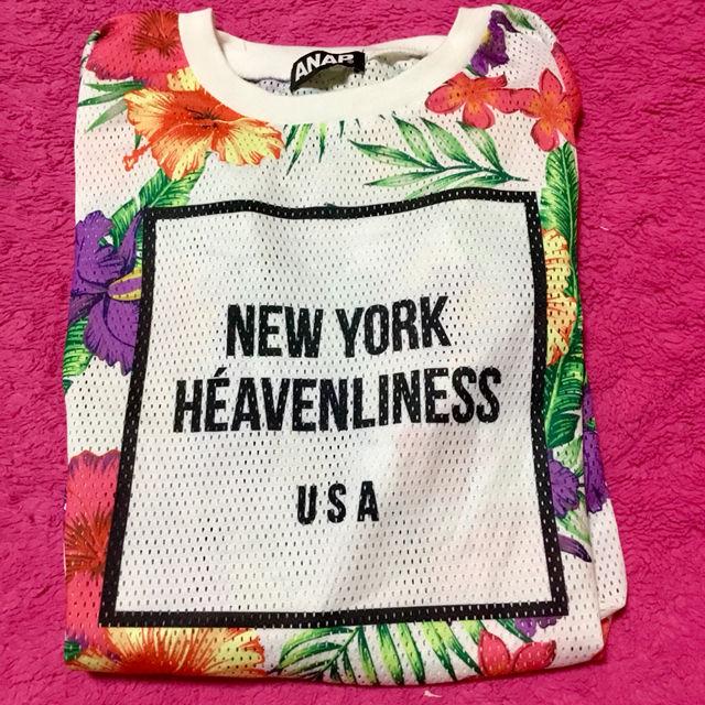 ANAP Tシャツ(ANAP(アナップ) ) - フリマアプリ&サイトShoppies[ショッピーズ]