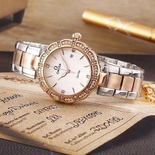人気新品 OMEGA ウォッチ シャレな腕時計