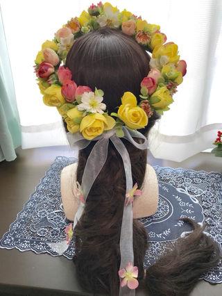 花冠 幸せのイエロー
