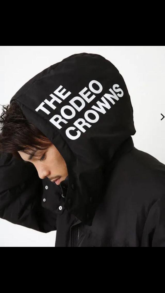 ロデオクラウンズ ダウンジャケット(RODEO CROWNS(ロデオクラウンズ) ) - フリマアプリ&サイトShoppies[ショッピーズ]