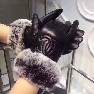 可愛いCHANELシャネル手袋レディース