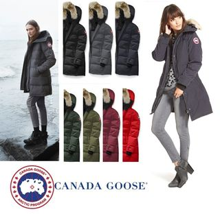人気推薦 カナダグース ダウンコート防寒CG59