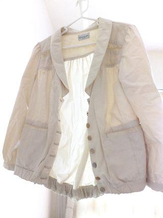 CAROLINA GLASERジャケット