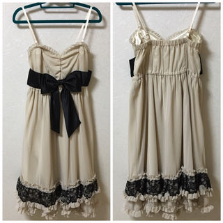 【要確認】axes femme  ドレス  Mサイズ