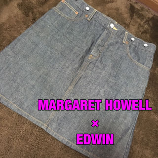 MARGARET HOWELL×EDWINコラボスカート