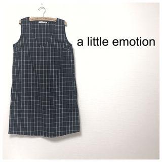 109a little emotion ジャンパースカート