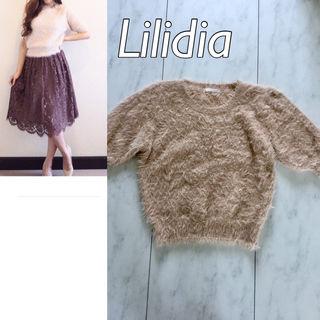 Lilidia シャギートップス