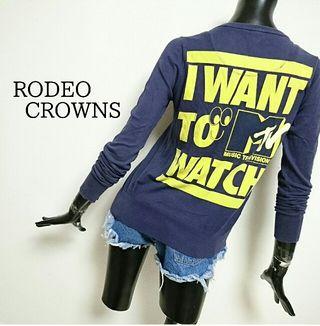 RODEO CROWNS*カーディガン