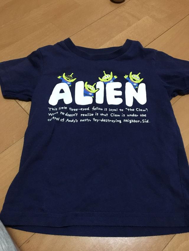 ユニクロ  男の子用 Tシャツ 100cm(UNIQLO(ユニクロ) ) - フリマアプリ&サイトShoppies[ショッピーズ]