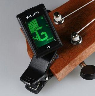 クリップ式 チューナー アコースティックギター