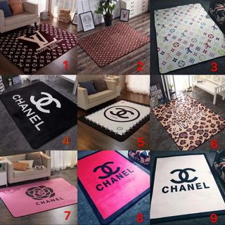 美品!Louis Vuitton絨毯(多種類)