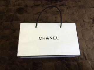 CHANEL ショップ袋