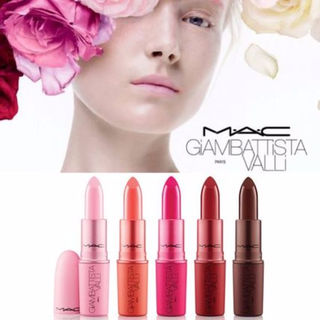 MAC×Giambattista Valliコラボ・口紅