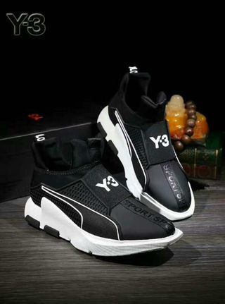Y-3 MEN SHOES
