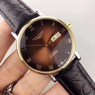 【早い者勝ち】 LONGINES 大人気 自動巻き 腕時計