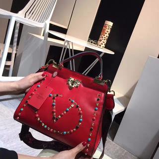 【即発送】VALENTINO気品のある逸品バッグバッグ