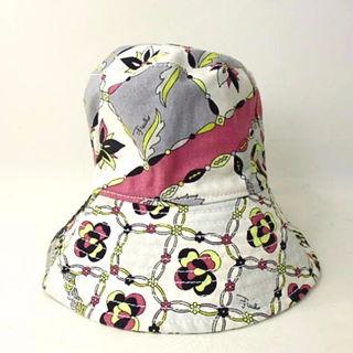 エミリオプッチ 帽子 10-35