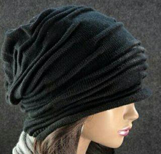 新品・送料無料!! 男女兼用 オシャレニット帽