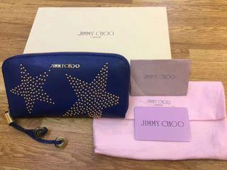 正規品 ジミ-チュウ(JIMMY CHOO)長財布