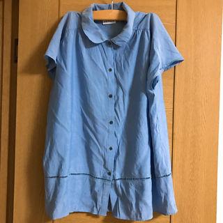 レプシィム(ローリーズファーム)青いブラウス