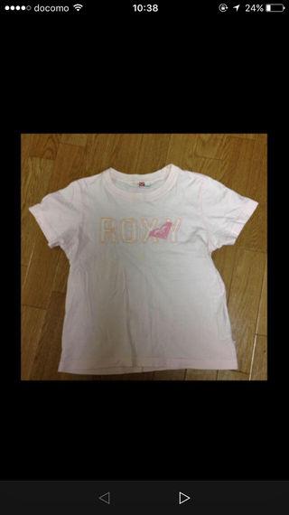 ロキシーのサーフTシャツ!