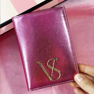 パスポートケース ピンク Victoria's Secret