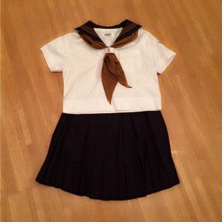 関東国際夏制服