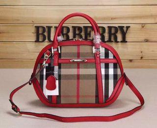 バーバリー ハンドバッグ ショルダー 3色