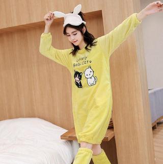 大人気!!!特別なカトゥーン猫パジャマ