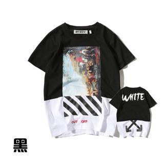 OFF WHITE Tシャツ大人気/新品/格好いい/6092